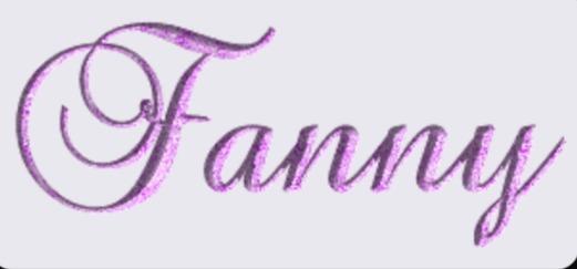 Fanny ?