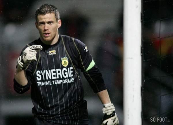Mickaël Landreau est le recordman du nombre de matchs en L1.
