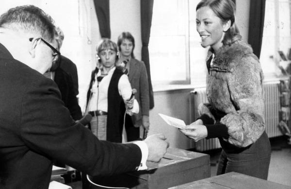 Quand les femmes ont-elles obtenu le droit de vote en Belgique ?