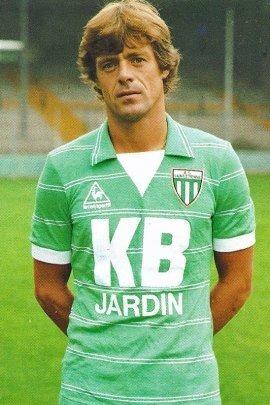 Dans quel club français Johnny Rep évoluait-il avant de rejoindre les Verts en 1979 ?