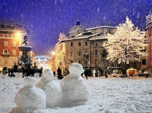Si l'on vous dit Buon Natale, dans quel pays vous souhaite-t-on Joyeux Noël ?