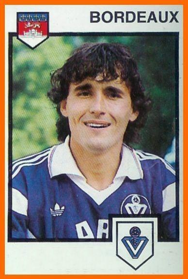 Qui est ce joueur qui a porté le maillot bordelais durant 3 saisons ?