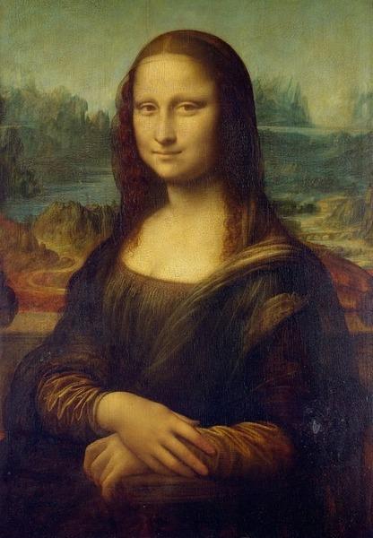 Questa opera di Leonardo da Vinci è stata da sempre al centro di studi per via dei tanti enigmi che ne hanno accompagnato la storia, dal celeberrimo sorriso al volto androgino 'nascosto' dietro le fattezze di Lisa Gherardini.