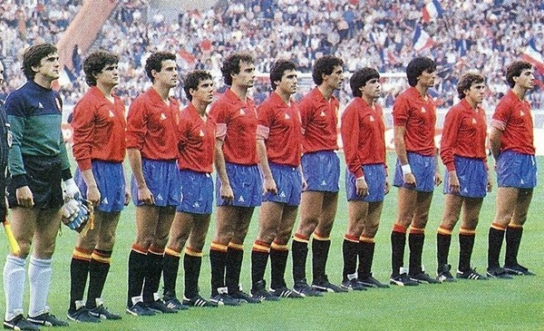 L' équipe d'Espagne a déjà remporté ce trophée dans son Histoire.