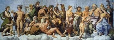 Dans la mythologie grecque, combien y a-t-il de dieux de l'Olympe ?