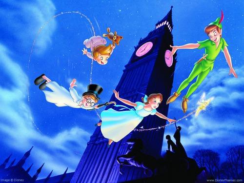 En quelle année est sorti Peter Pan ?