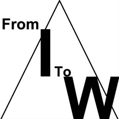 From I to W is ...