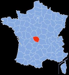"""Quelle est la préfecture de """" La Creuse """" ?"""