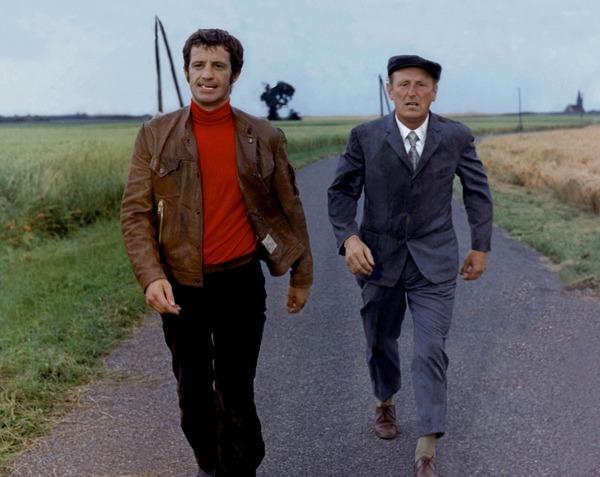 En 1969 on le retrouve aux côtés de Bourvil dans ...