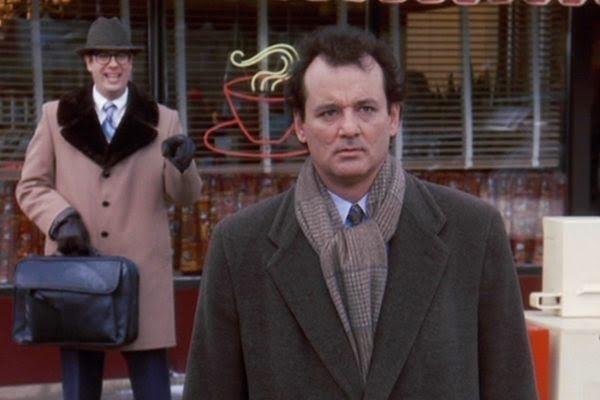 Quelle actrice retrouve-t-on aux côté de Bill Murray dans Un jour sans fin ?
