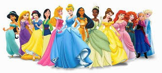 Quelles sont les princesses qui sont gauchères ?