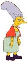 Qui est Jacqueline, une femme âgée qui arbore la même coupe de cheveux que Marge ?