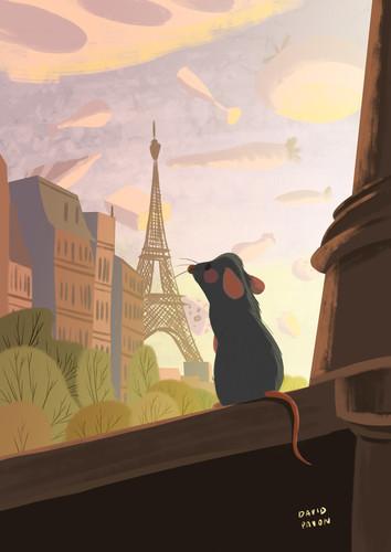 Ratatouille est un petit rat qui sait très bien faire quelque chose. qu'est ce que c'est?