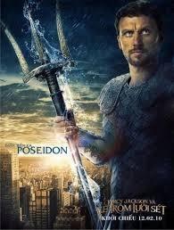 """Quel """"film ou saga"""" raconte l'histoire d'un demi-dieu, fils de Poséidon ?"""