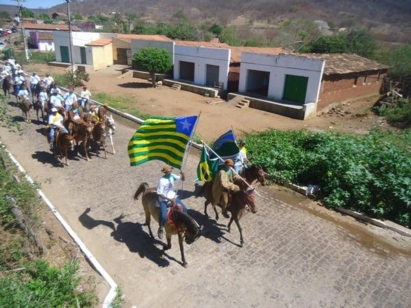 Qual a característica marcante da história do estado do Piauí?