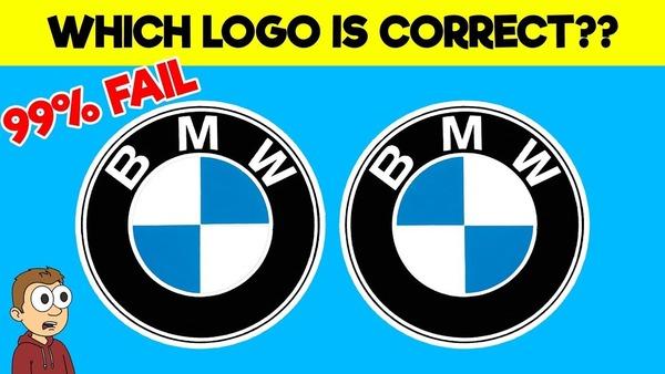 Quel logo est le vrai ?