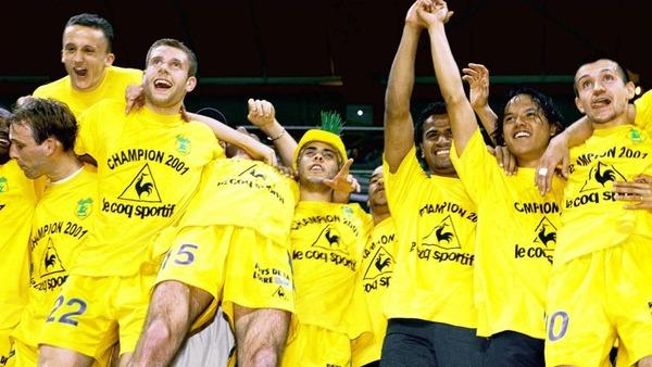 En quelle année les Canaris ont-ils remporté leur 8e titre de Champions de France ?