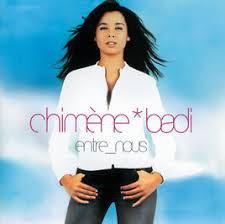Dans la chanson '' Entre nous '' par Chimene Badi. Retrouvons 4 mots manquants. Entre nous,  c'est le temps qui s'enfuit  _  _  _  _