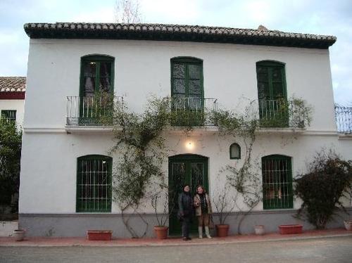 Casa-Museo Federico Garcia Lorca esta en