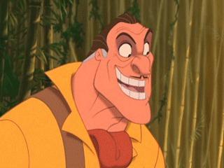 Dans Tarzan: Comment meurt Clayton ?