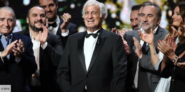 En quelle année reçoit-il un hommage de l'académie des César pour l'ensemble de sa carrière ?