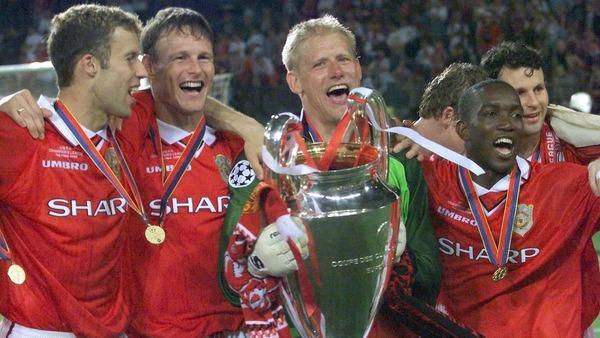 Qui perd la finale de 1999 contre Manchester United ?