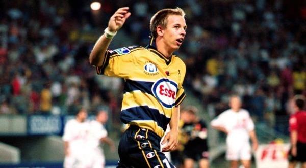 LE FCSM est le premier club pro de la carrière de Benoît Pedretti.