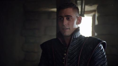 Qual é o reino natal de Will Scarlet (Michael Socha)?