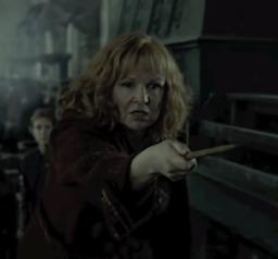 Compléter cette réplique : Pas ma Ginny...