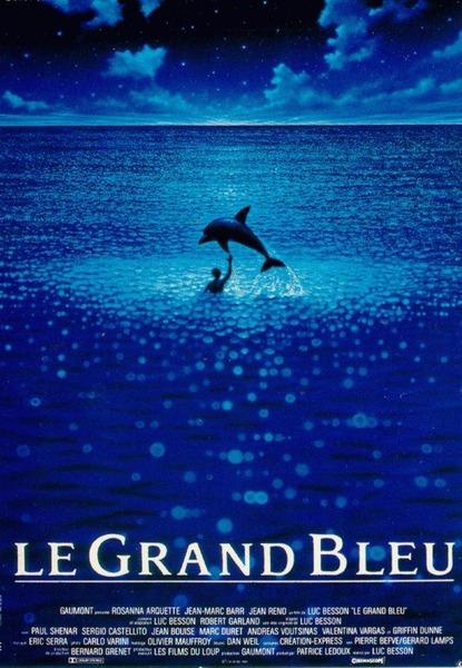 """Qui a réalisé le film """"Le Grand Bleu"""" ?"""
