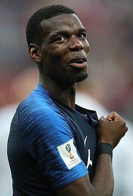 Paul Pogba fait partie du quel club ?