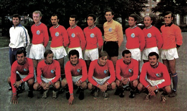 En 1970, le PSG naît de la fusion entre le Paris FC (crée en 1969) et .......
