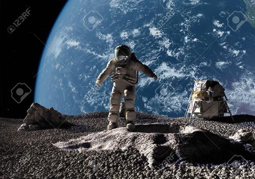 Comment s'appelle l'étude de l'espace ?