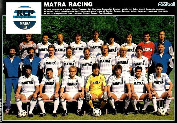 Comment sont surnommés les joueurs du Matra ?