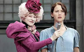 Katniss participe aux Hunger Games....