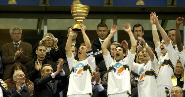 En quelle année les sochaliens ont-ils remporté la Coupe de la Ligue ?