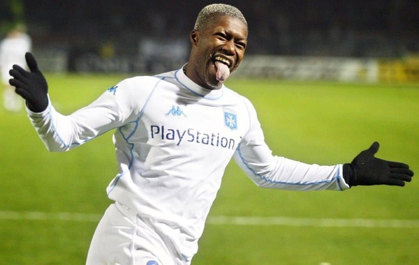 Combien de fois Djibril Cissé a-t-il terminé meilleur buteur de L1 ?
