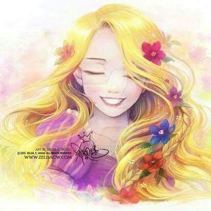 Raiponce disney quiz dessins anim s - Raiponce dessin anime ...