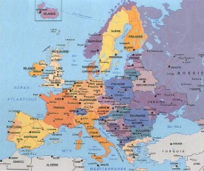 Europe capitale