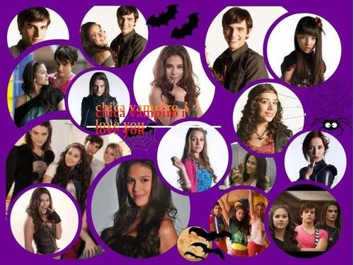 Chica vampiro pouvoir quiz dessins anim s - Tous les personnages de violetta ...
