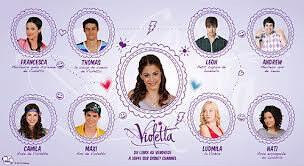 Violetta quiz t l vision - Musique de violetta saison 3 ...