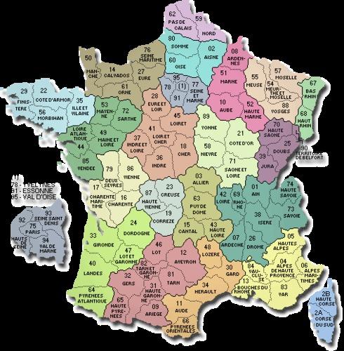Geographie Des Villes De France