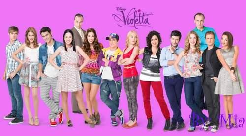 Violetta saisons 1 2 et 3 quiz t l vision - Tous les personnages de violetta ...