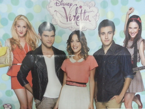Violetta saison 1 quiz musique - Violetta saison 3 musique ...