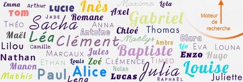 """""""Names I Like"""": le site qui vous aide à trouver le prénom de votre bébé"""