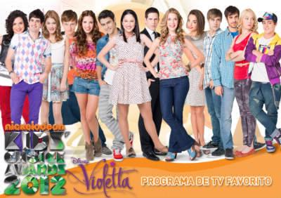 Violetta saison 1 et 2 quiz t l vision - Violetta personnage ...