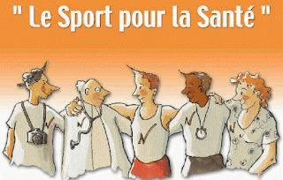 sport et sante dessin