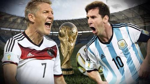 Allemagne argentine quiz sport loisirs - Gagnant coupe du monde foot ...