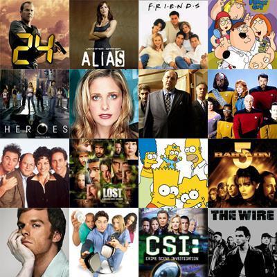 Séries TV   Quiz Télévision