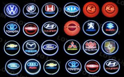 BQZDSP Haute Qualit/é Plaqu/é Or Lamborghini Voiture Logo en M/étal Porte-Cl/és Hommes Taille Suspendus Accessoires Boutique Cadeau Porte-Cl/és Pendentif